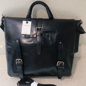 Zara Bags Mens Messenger Bag Backpack Poshmark